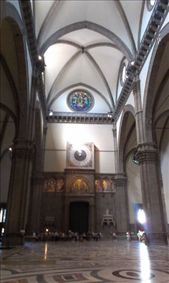 Inside Cathedral of Florence: by macedonboy, Views[163]