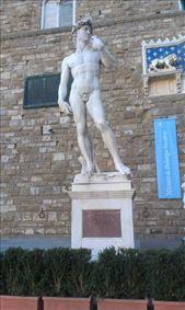 Copy of David outside Palazzo Vecchio: by macedonboy, Views[112]