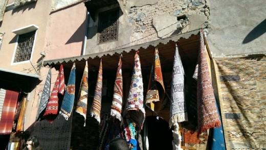 Carpet shop