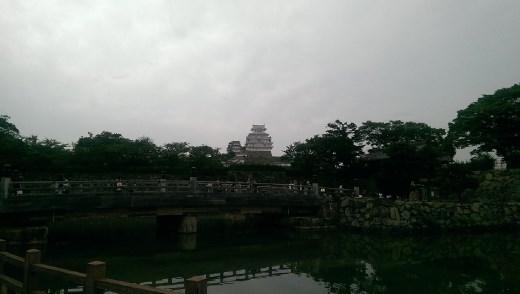 Himeji Castle. A bit closer