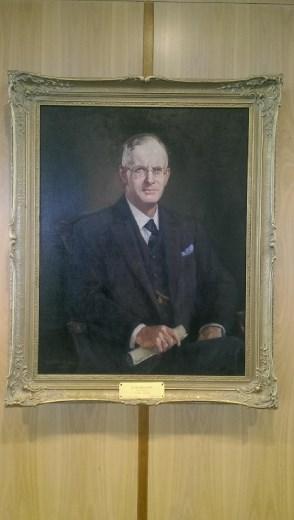 Australian Parliament - Sir John Curtin