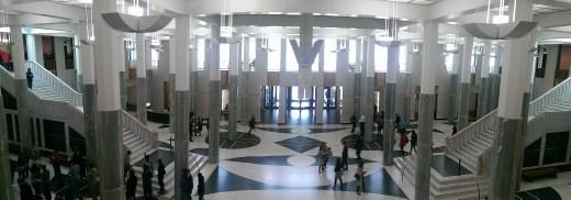 Australian Parliament - Reception Hall