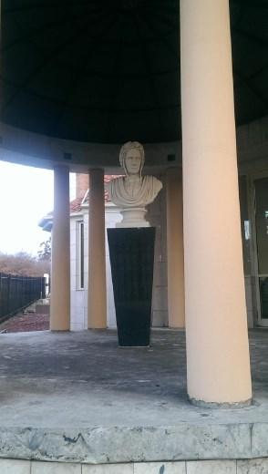 Dude who looks like Uncle Vlad at the Italo-Australian Centre