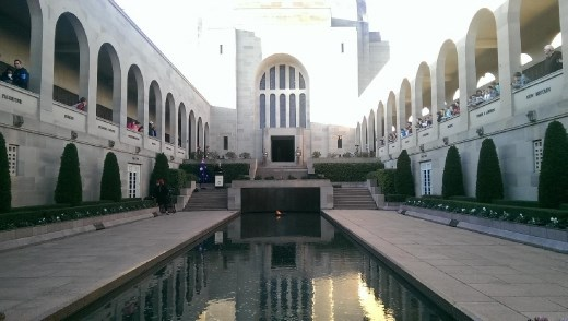 Inside Australian War Memorial
