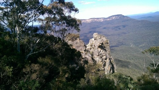 Another view of 3 sisters