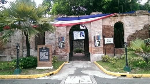 Fort Santiago - Shrine to Rizal