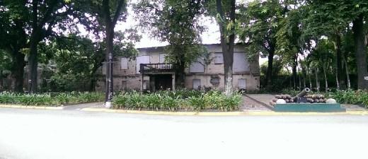 Fort Santiago - Building