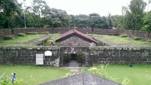 Fort Santiago - A church