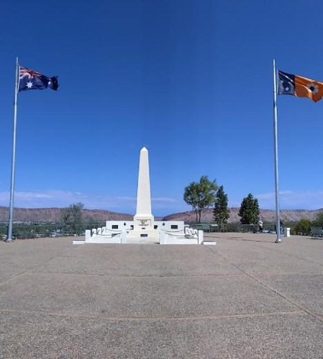 Top of ANZAC Hill