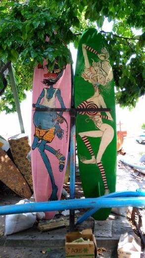 Random surfboards