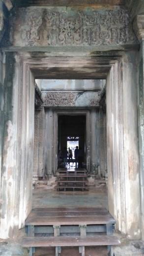 Front door of Angkor Wat