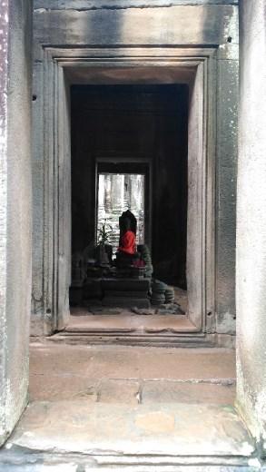 Shrine at Bayon