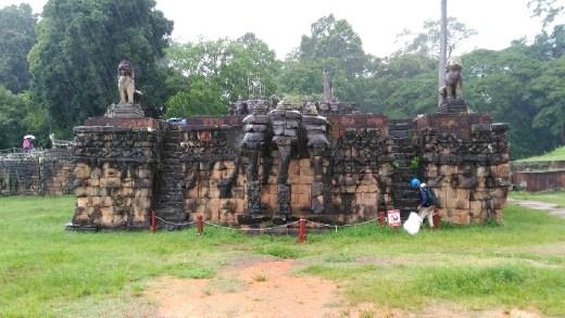 Terrace of Elephants