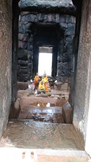 The shrine at Ta Keo