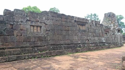 Scene from East Mebon