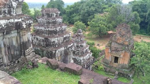Scene from Phnom Bakheng