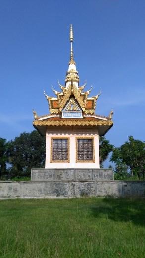 Wat Samrong Knong (Killing Fields)
