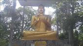 Seated Buddha near Killing Caves: by macedonboy, Views[54]