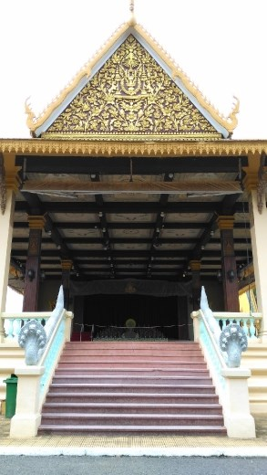 Preah Tineang Phhochani or The Throne Hall