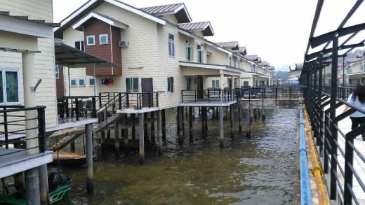 Water village in BSB