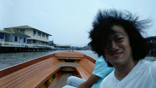 Water taxi!