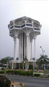 Kuching Civic Centre: by macedonboy, Views[51]