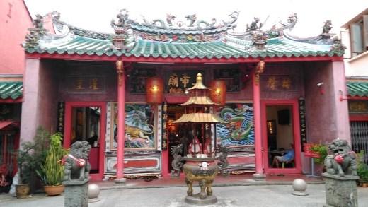 Hiang Thian Siang Ti Temple
