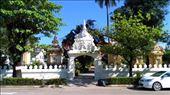 Western entrance into Wat Sisaket: by macedonboy, Views[88]