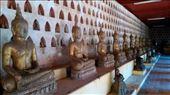 Inner wall of Wat Sisaket: by macedonboy, Views[46]