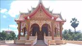 Pavilion in grounds of Wat That Foon: by macedonboy, Views[68]