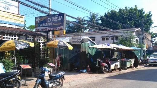 Great hernal sauna place in Vientiane