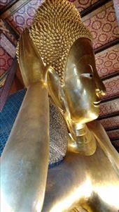 Reclining Buddha at Wat Pho: by macedonboy, Views[57]