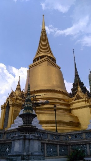 Grand Palace - Phra Sri Ratana Chedi