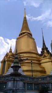 Grand Palace - Phra Sri Ratana Chedi: by macedonboy, Views[31]
