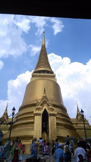 Grand Palace - Phra Sri Ratana Chedi