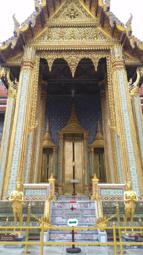 Grand Palace - Front of The Royal Pantheon