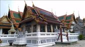 Grand Palace - Dusida Phirom Hall. King's changing room: by macedonboy, Views[109]