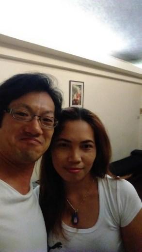 My favourite massuese at Lucky Finger Massage on South Pattaya Road - Lai No