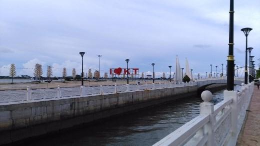 Kota Terengganu waterfront