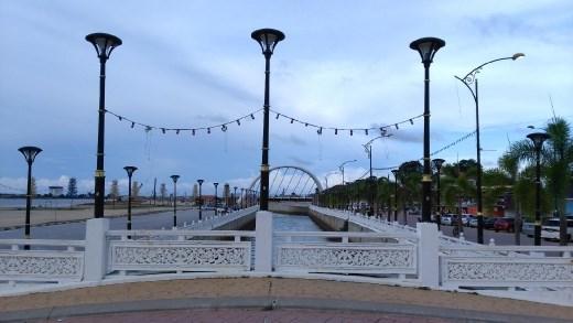 Random scene from Kota Terengganu waterfront