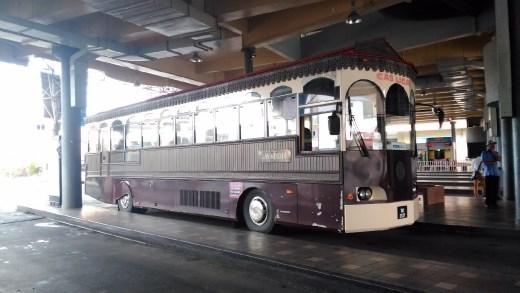 Local Cas Liga bus