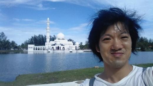 Me and Masjid Tengku Tengah Zaharah