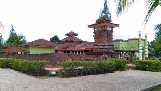 Kudus Al-Manar Mosque, Indonesia