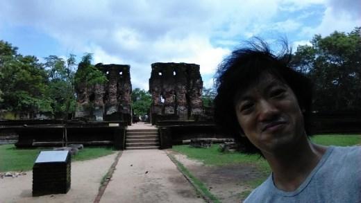 Me at Royal Palace