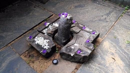 Linga at Shiva Devale No1