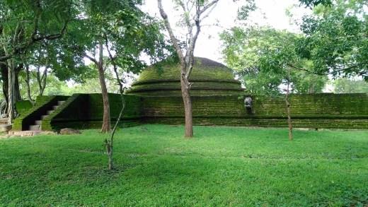 Random stupa near Lankatillaka