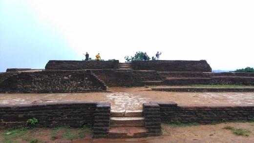 Palace at summit