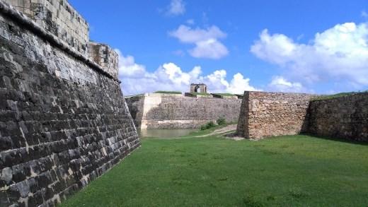 Jaffna Fort - Eastern entrance