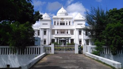 Jaffna Central Library