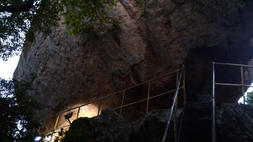 The Cave of Arahant Mahinda